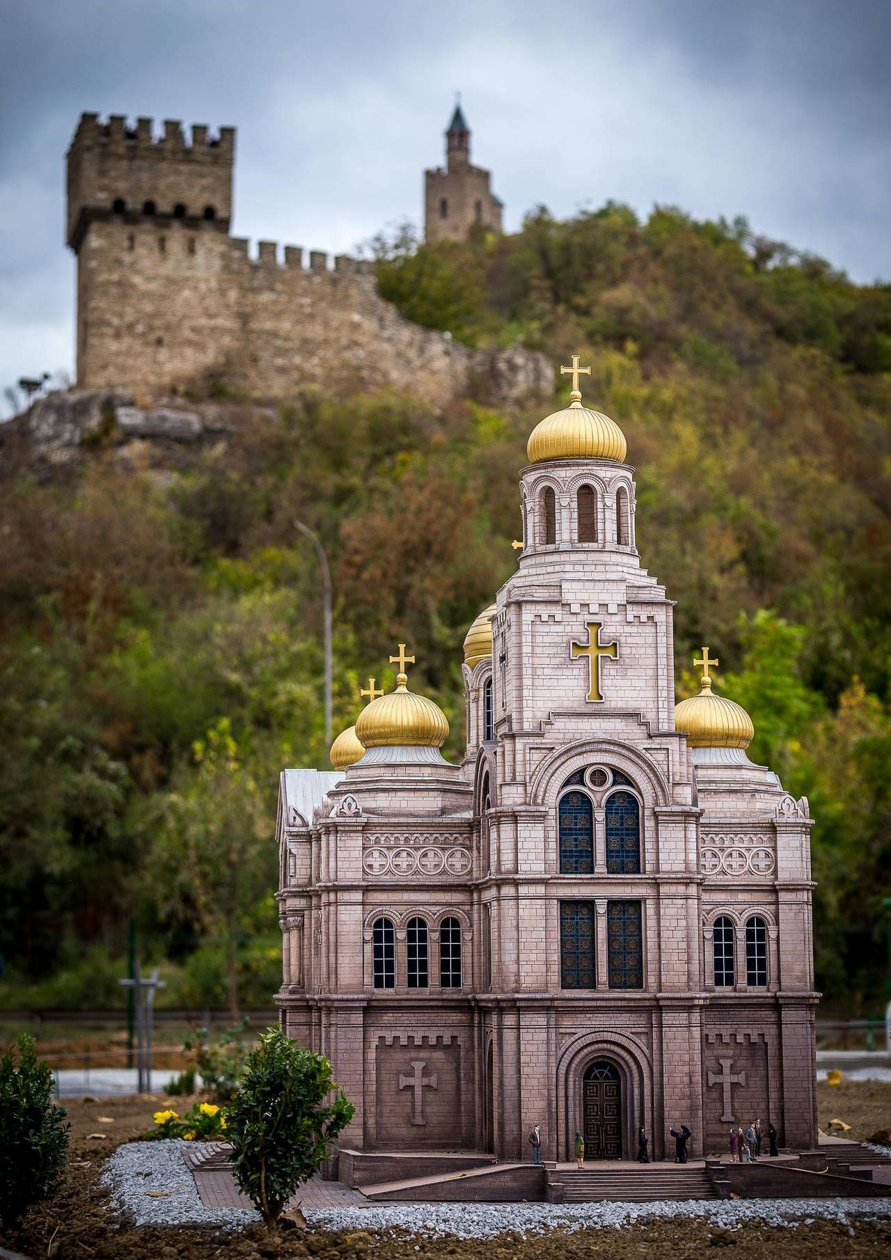 Dormition of the Mohter of God Cathedral, Varna